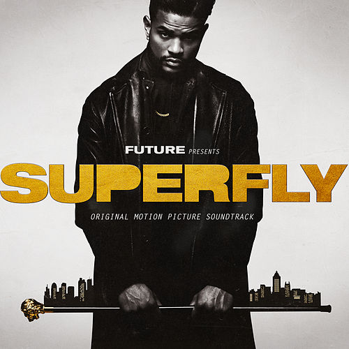 SUPERFLY (Original Motion Picture Soundtrack) by Various Artists