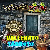 Vallenato Sabroso by Various Artists