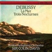 Debussy: La Mer; Nocturnes by Sir Colin Davis