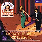 Pavarotti's Opera Made Easy - My Favorite Opera For Everyone by Riccardo Cassinelli