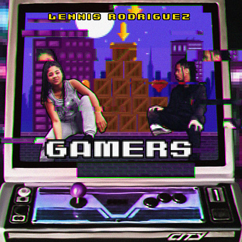 Gamers by Lennis Rodriguez