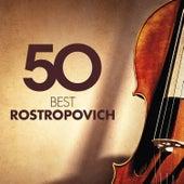 50 Best Rostropovich de Mstislav Rostropovich