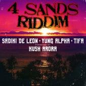 4 Sands Riddim von Various Artists