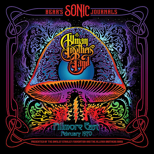Fillmore East February 1970 by The Allman Brothers Band