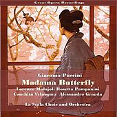 Great Opera Recordings / Puccini: Madama Butterfly, [1928] Volume 1 by Various Artists
