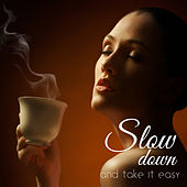 Slow Down and Take It Easy the Healing Playlist by Various Artists