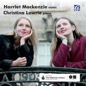 Grieg, Tchaikovsky & Prokofiev: Works for Violin & Piano by Harriet Mackenzie
