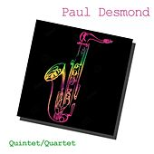 Paul Desmond: Quintet / Quartet by Paul Desmond