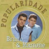 Popularidade de Bruno & Marrone