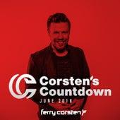 Ferry Corsten presents Corsten's Countdown June 2018 by Various Artists