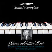 Johann Sebastian Bach: Concertos for Three and Four Harpsichords BWV1044,1050a,BWV1063-1065 (Classical Masterpieces) von Robert Levin