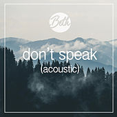 Don't Speak (Acoustic) de Beth