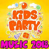 Kids Party Music 2018 de Various Artists