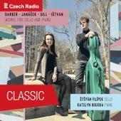 Barber, Janáček, Gill, Ištvan: Works for Cello and Piano de Štěpán Filípek