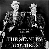 The Stanley's In Person von The Stanley Brothers
