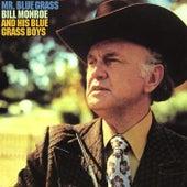 Mr Bluegrass by Bill Monroe