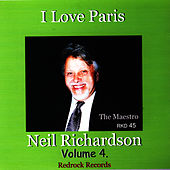 I Love Paris by Neil Richardson