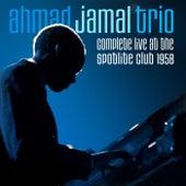Live At the Spotlight de Ahmad Jamal