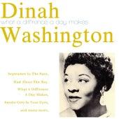 What A Diff'rence A Day Makes de Dinah Washington