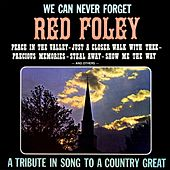 We Can Never Forget by Red Foley