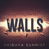 Walls de Shibuya Sunrise