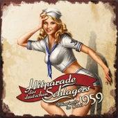 Hitparade des deutschen Schlagers - Schlagerjuwelen des Jahres 1959 de Various Artists