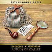A Study in Scarlet von Sir Arthur Conan Doyle