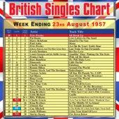 British Singles Chart - Week Ending 23 August 1957 de Various Artists