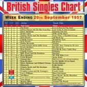 British Singles Chart - Week Ending 20 September 1957 de Various Artists