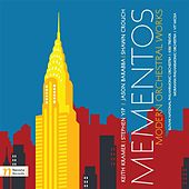 Orchestral Music (Contemporary) - Kramer, K. / Yip, S. / Barabba, J. / Crouch, S. (Mementos - Modern Orchestral Works) de Various Artists