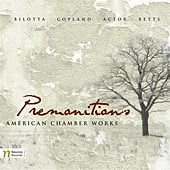 Premonitions American Chamber Works by Various Artists