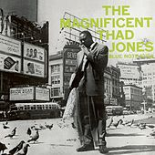 The Magnificent Thad Jones (Rudy Van Gelder Edition) by Thad Jones