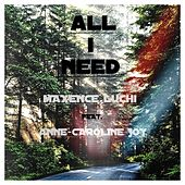 All I Need (Dimitri Vegas & Like Mike feat. Gucci Mane Cover Mix) van Maxence Luchi