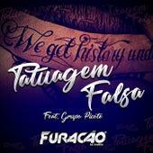 Tatuagem Falsa de Furacão Da Vanera