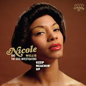 Keep Reachin' Up by Nicole Willis