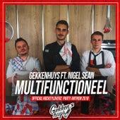 Multifunctioneel (Official HockeyLoverz Party Anthem 2018) van Gekkenhuys