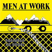 Business As Usual von Men at Work
