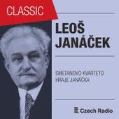 Smetanovo kvarteto hraje Janáčka de Smetanovo Kvarteto