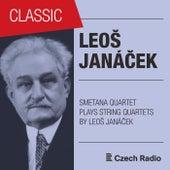 Leoš Janáček: String Quartets Played by Smetana Quartet de Smetana Quartet