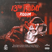 13th Friday Riddim de Various Artists
