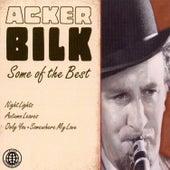 Some of the Best de Acker Bilk