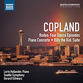 Copland: Rodeo - Piano Concerto - Billy the Kid von Various Artists