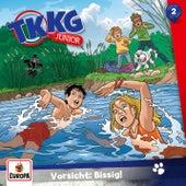 002/Vorsicht: Bissig! von TKKG Junior