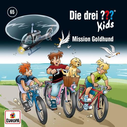 065/Mission Goldhund von Die Drei ??? Kids
