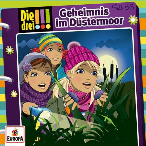 056/Geheimnis im Düstermoor von Die Drei !!!