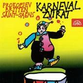 Saint-Saens: La Carneval des animaux - Prokofiev: Peter and the Wolf, et al. by Various Artists