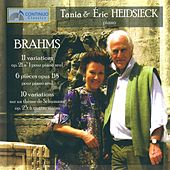 Brahms: 11 Variations op 21, 6 Pieces, 10 Variations on a theme by Schumann de Various Artists