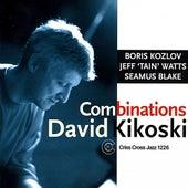 Combinations de David Kikoski