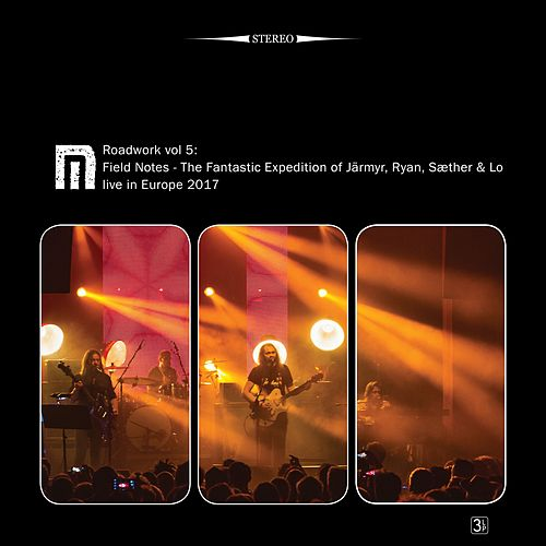 Roadwork Vol. 5 by Motorpsycho