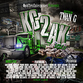 Mob Ties Enterprises Presents KC2AK (Vol. 3) de Various Artists